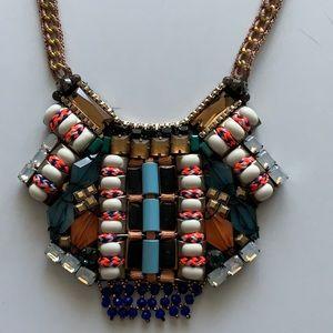 Nocturne statement necklace